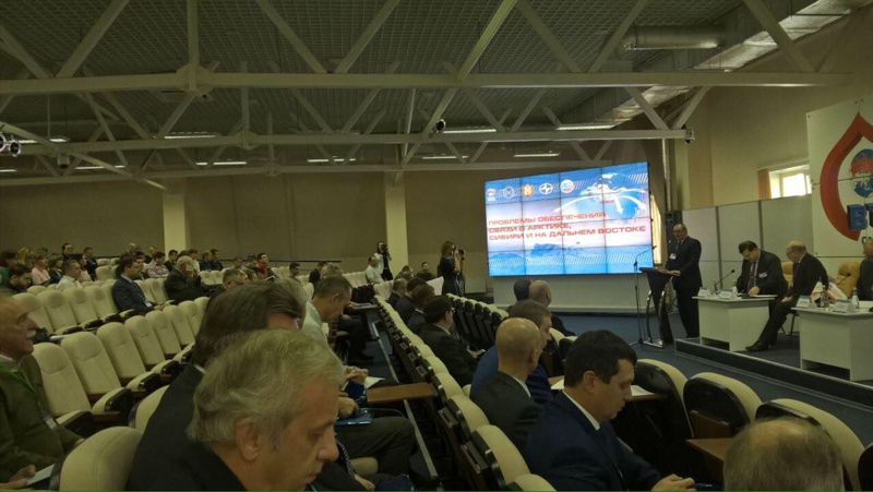 КБТЭМ-ОМО на форуме «вттА - Омск 2017»