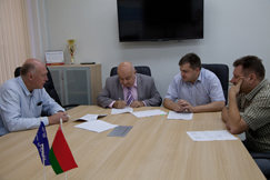 CONTRACT SIGNING BETWEEN KBTEM-OMO JSC AND