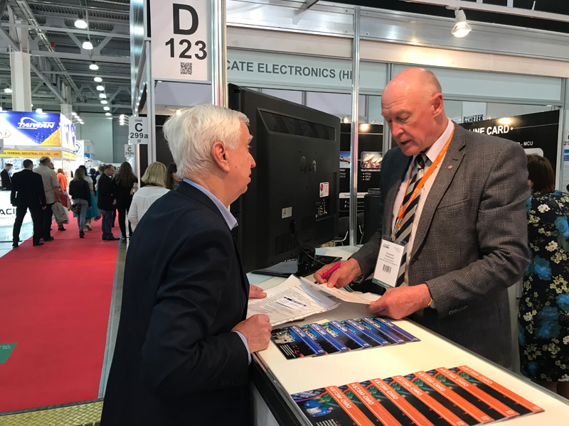 ОАО «КБТЭМ-ОМО» на выставке «ExpoElectronica 2018»