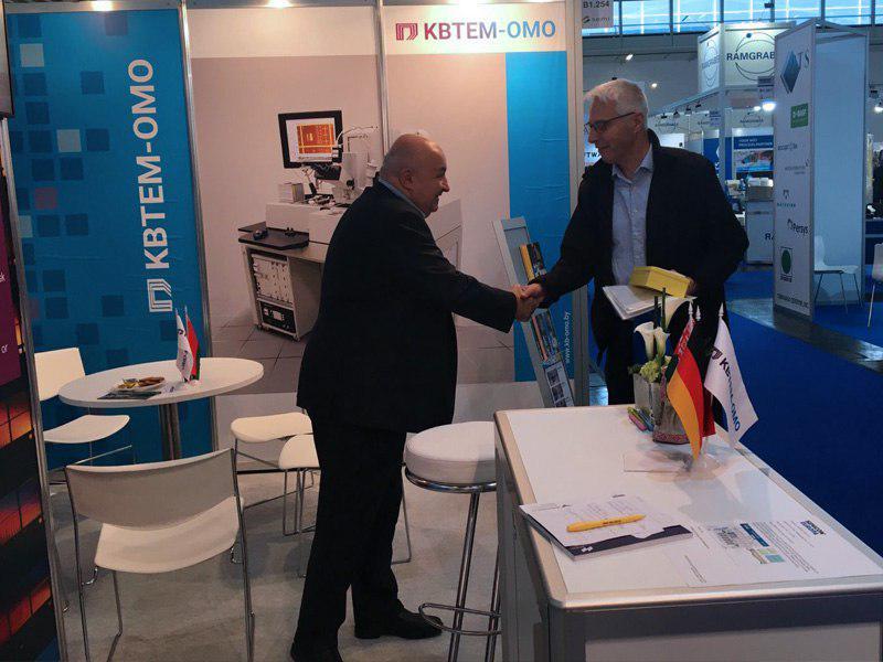 ОАО «КБТЭМ-ОМО» на выставке «SEMICON Europa 2019»