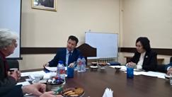 Cовещание по развитию НИИ физики полупроводников и микроэлектроники (г.Ташкент)