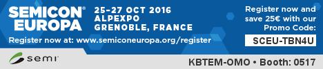 КБТЭМ-ОМО на SEMICON Europa 2016