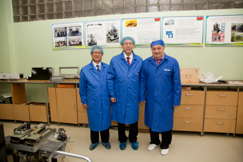 The delegation of the Ministry of Science and Technology of China (MOST) visited KBTEM-OMO JSC