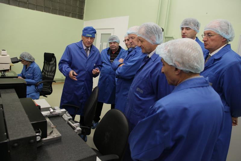 В ОАО «КБТЭМ-ОМО» состоялось заседании научного совета Международной ассоциации академий наук