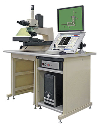 EМ-6015M Automated wafer inspection system