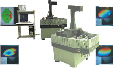 EМ-6419 Wafer flatness inspection system