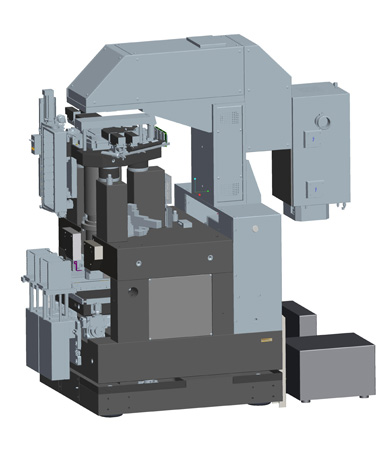 EM-5162 SYSTEM FOR WORK MASK FABRICATION BY PROJECTION IMAGING