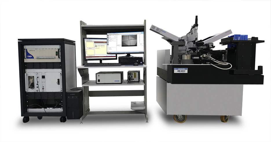 EM-6022 AUTOMATIC SPECTRAL ELLIPSOMETRY SYSTEM